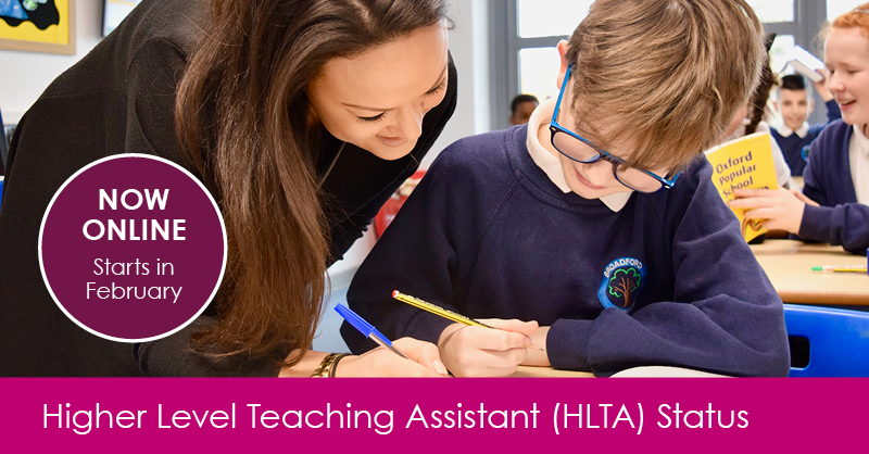 Higher Level Teaching Assistant Qualification, Shropshire Primary Partnership